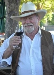 Nils Venge, winemaker in the Napa Valley