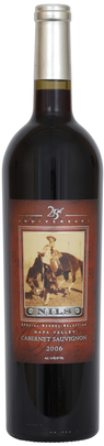 2006 Signed 25th Anniversary Cabernet Sauvignon Signed